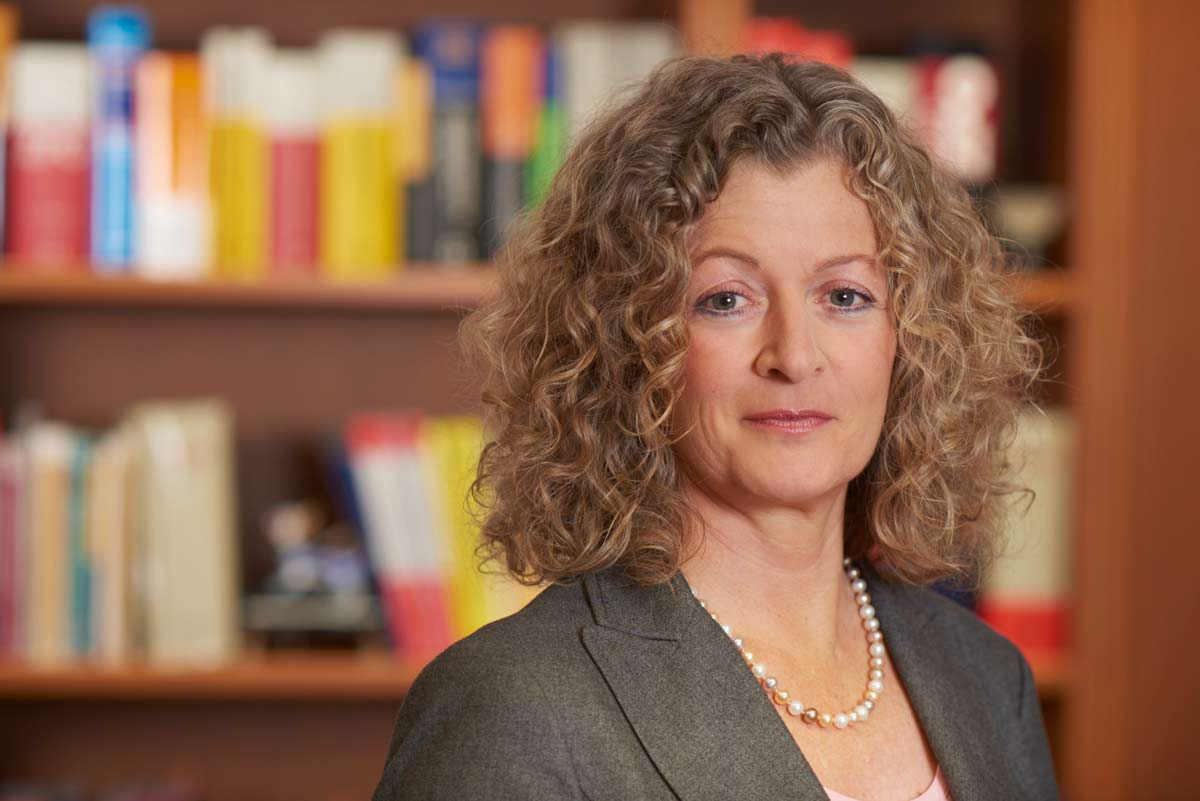 Rechtsanwältin Eva Vogelgesang