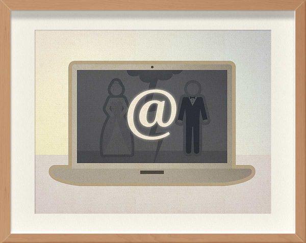 Rahmen-Scheidung-Online